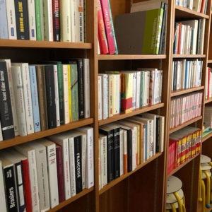 Bibliothèque collaborative du Temple Neuf de Metz