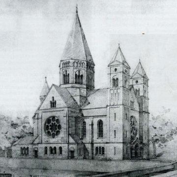 Histoire du Temple Neuf