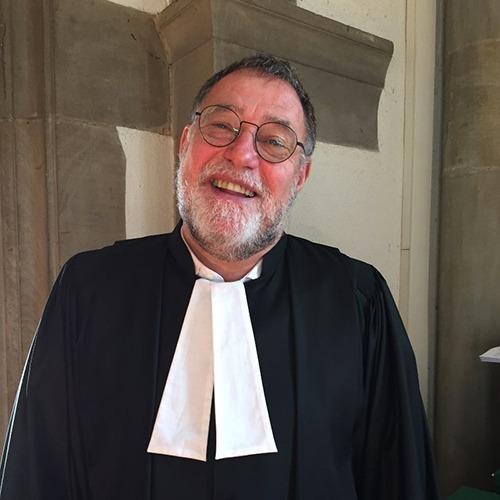 Pasteur du Temple Neuf de Metz Pascal Trunck