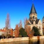 Temple Neuf de Metz